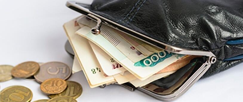 Должникам оставят прожиточный минимум при взимании долгов. 27021.jpeg