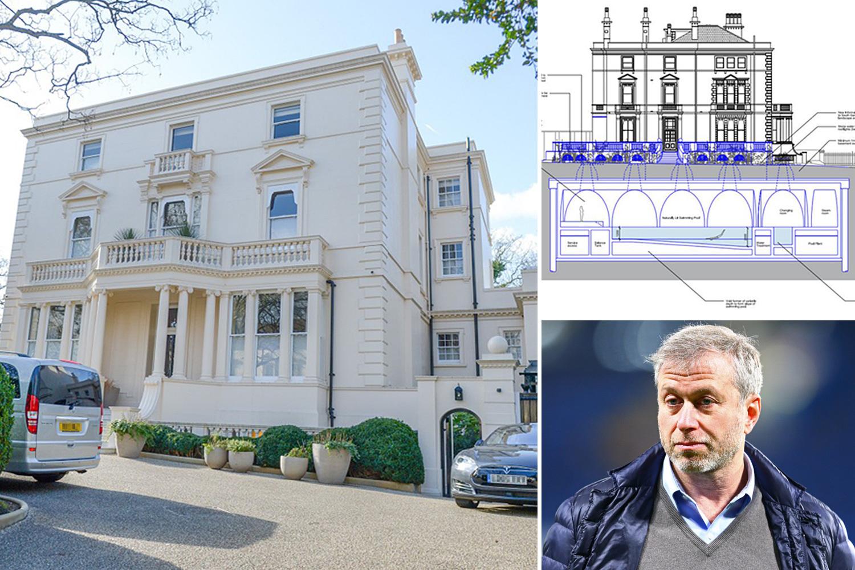 Forbes: Абрамович и Гурьев - владельцы самых дорогих лондонских особняков из России. 27065.jpeg