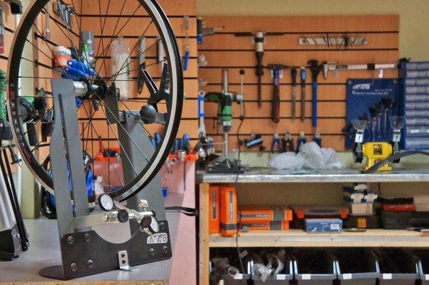 Бизнес-идея: ремонт велосипедов