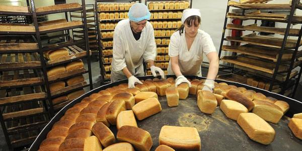 Цена на хлеб в России растет, а производство его падает. экономика, производство, хлеб