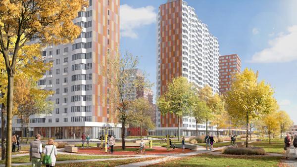 В Москве взлетел спрос на жилье в новостройках. недвижимость, новостройки, Москва