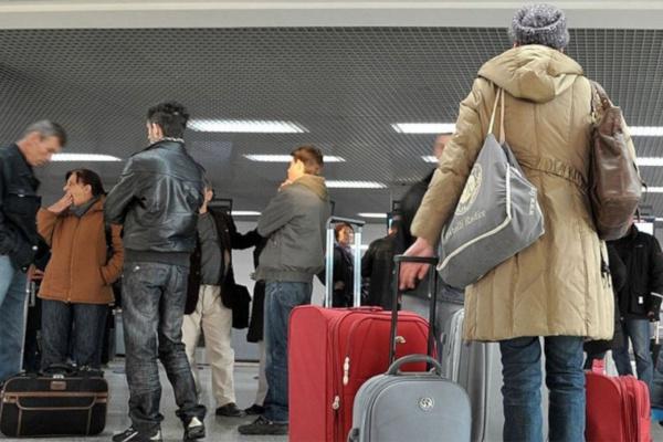 Жители России стали чаще уезжать на Запад на заработки. экономика, работа, трудовая миграция