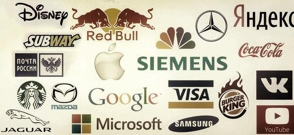 Яблоки и Горгона: секреты удачного логотипа