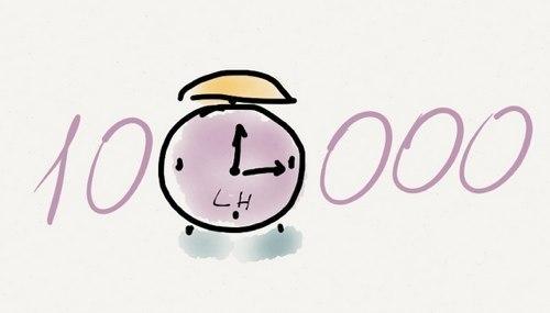 Правило 10000 часов. Откуда берутся выдающиеся достижения