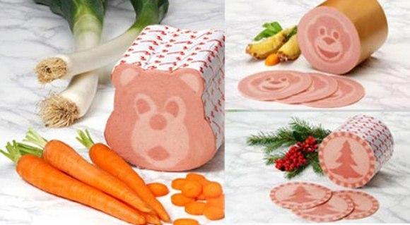 Бизнес-идея: Производство колбасы с рисунком