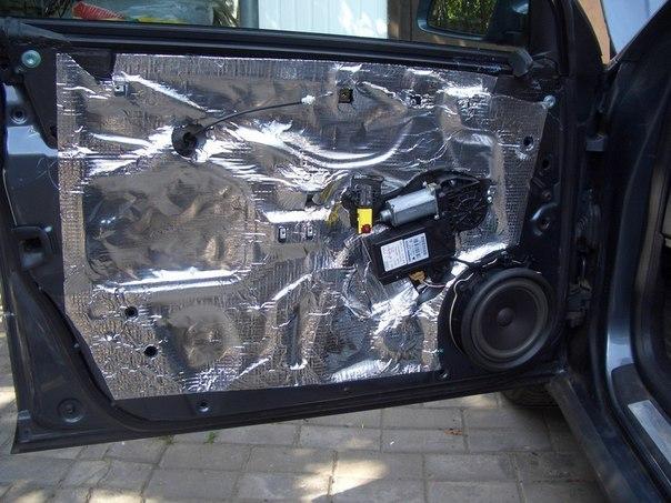 Бизнес идея: Шумоизоляция автомобиля