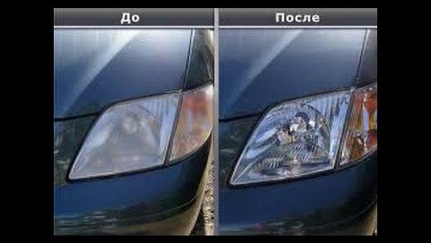 Бизнес-план: Полировка автомобильных фар