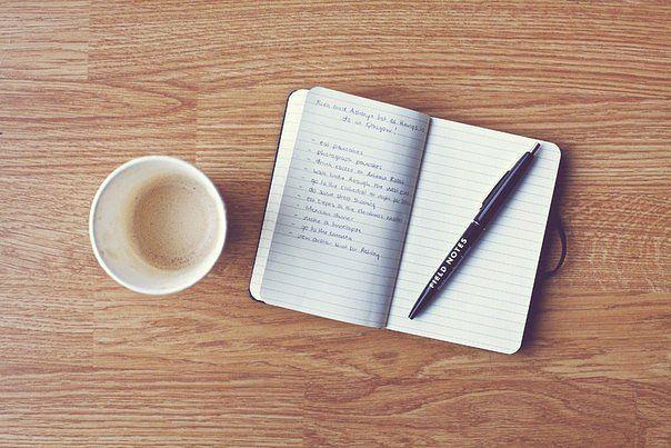 Десять причин для ежедневных записей