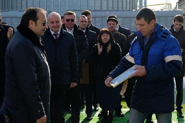 Новый зерновой портал в Новороссийске поможет решить проблему экспорта. 26593.jpeg