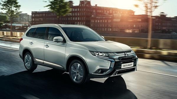 Mitsubishi Outlander оказался в ТОП-5 по продажам SUV в октябре. 26672.jpeg