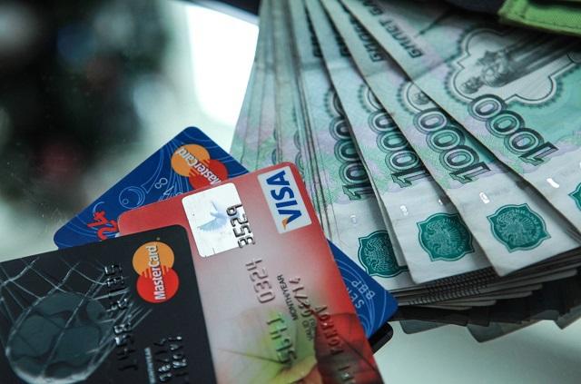 Банки России выдали почти 9 млн кредитных карт в 2018 году. 26799.jpeg