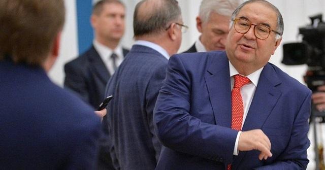 Алишер Усманов стал бизнесменом года по версии Forbes. 26820.jpeg