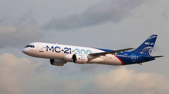 На проект самолета МС-21 выделят 1,6 млн рублей субсидий. 26928.jpeg