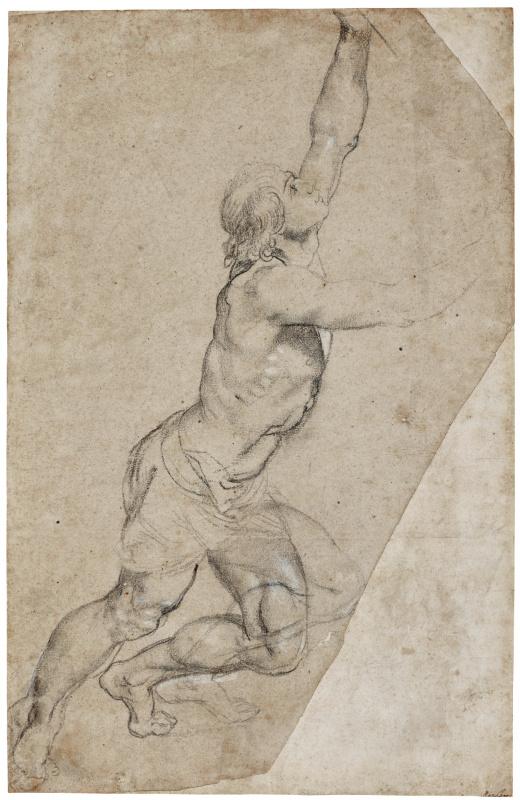 Рисунок Рубенса ушел на Sotheby's в Нью-Йорке за более чем 8 млн долларов. 26949.jpeg