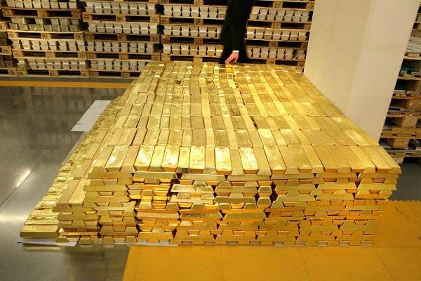 Россия уменьшила экспорт золота в три раза в 2018 году. 26976.jpeg