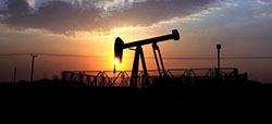 Нефть поднялась  в цене выше $55 за баррель