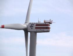 В Бельгии установлена самая мощная в мире ветряная турбина