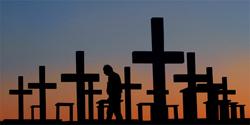 Места на кладбище можно будет бронировать