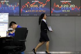 ВВП Японии вырос в первом квартале