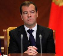 Медведев приедет на выставку  Иннопром  на Урале