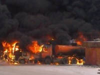 Лесные пожары в Томской области идут на убыль