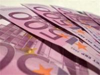 Евро снизился в цене в начале дня