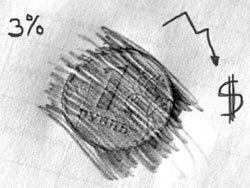 Рубль будет оглядываться на ФРС