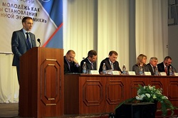 К становлению инновационной экономики в Магаданской области привлекают молодежь