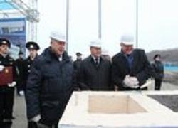 В Петропавловске-Камчатском заложили камень в здание нового морвокзала