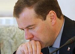 Медведев утвердил правила водоснабжения