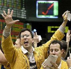 Рынок акций проводит день в негативе
