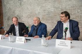 Легендарный режиссер Сергей Соловьев открыл собственный театр в Москве
