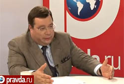 Л. Макаревич: Государство помогает тем, что не мешает