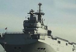 Индия может расторгнуть военный контракт из-за ситуации с Мистралем