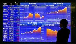 Фондовый рынок Китая стал крупнейшим в мире