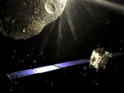 Рудокопы замахнулись на астероиды