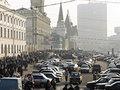 Переполненную Москву хотят расселить