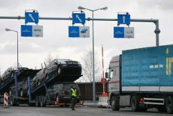 Москва введет ограничение на проезд грузовиков