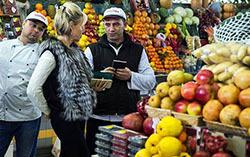 12  ведущих российских  ретейлеров объявили о заморозке цен