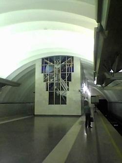 В питерском метро произошло задымление