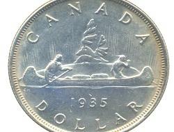 Путешествие во времени: трепет доллара Канады