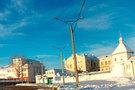 Чувашия: сауна с видом на планетарий для  Миши-голубца