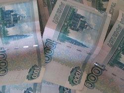 Рубль корректируется вместе с остальными валютами