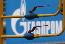 Газпром  обменяется активами с немецкой Wintershall