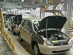 Продажи легковых автомобилей в РФ за полгода выросли на 14%