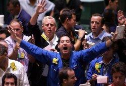 Рынок российских акций прекратил падать и пошел в рост