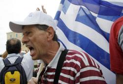 В Греции стремительно растет безработица