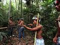 Индеец обскакал богача Бразилии