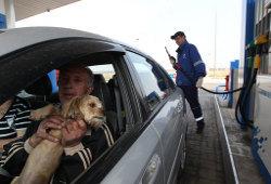 В России возросли на треть запасы бензина