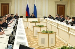 На Среднем Урале состоялась встреча губернатора с депутатами гордумы Екатеринбурга